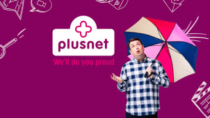 £20 Gift Card with Any Broadband and Phone Bundle at Plusnet