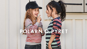 20% Off Navy School Coat Orders at Polarn O. Pyret