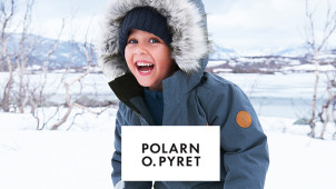 £5 Gift Card with Orders Over £50 at Polarn O. Pyret