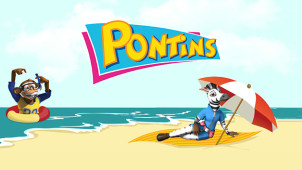 2019 Family Holiday Bookings from £79 per Apartment at Pontin's
