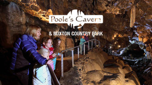 Buy 1 Get 1 Free on Admission at Poole's Cavern