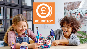 Extra 40% Off Sale Lines with This Code at PoundToy