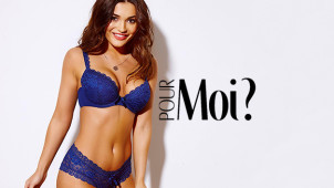 Bras from £5.50 at Pour Moi