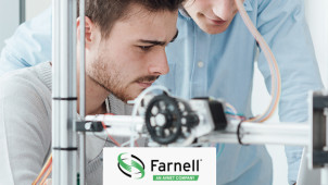 10% Off Orders Over £100 at Farnell