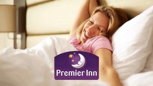£10 Gift Card with Upfront Bookings Over £150 at Premier Inn