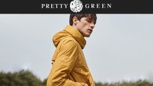 £5 Gift Card with Orders £35 at Pretty Green