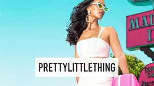 £10 Gift Card with Orders Over £90 at PrettyLittleThing