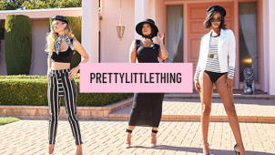 40% Off Orders at PrettyLittleThing