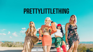 Dresses for £5 in the Black Friday Warm-Up at PrettyLittleThing