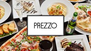 2 for 1 Main Courses at Prezzo