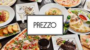 40% Off Main Courses at Prezzo