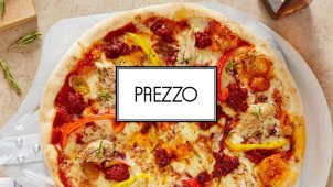 Lunch Offer from £6.75 at Prezzo