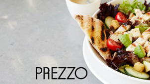 2nd Main for £1 at Prezzo