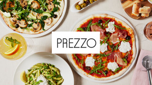 2 for 1 on Main Courses at Prezzo