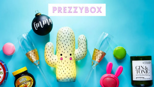 £5 Gift Card with Orders Over £25 at Prezzybox