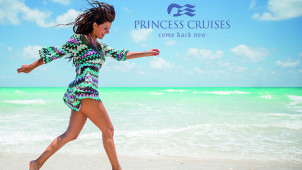 3 for Free Plus £50 Gift Card with Upfront Bookings Over £1,000 at Princess Cruises