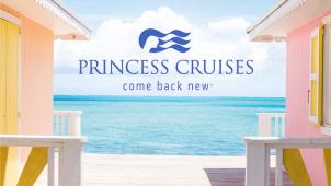 £400 Off Flights with Cruise Bookings at Princess Cruises - Mexico, Canada, Hawaii & More!