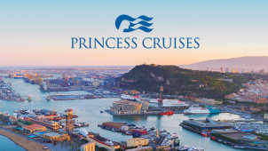 Free Flights and Transfers with Europe Fly-Cruise Bookings at Princess Cruises