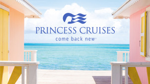 Discover Polynesia from £375 PP at Princess Cruises