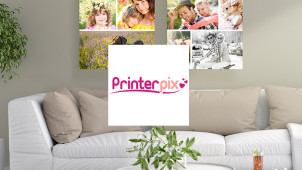 £5 Gift Card with Orders Over £20 at PrinterPix