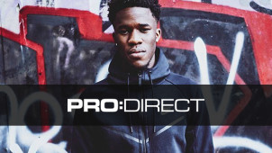 Black Friday Event Now On at Pro-Direct Soccer
