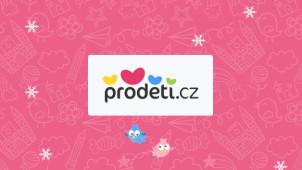 BLACK FRIDAY SLEVY až do 85% na nákup v e-shopu Prodeti.cz