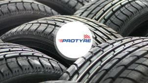 £13 Off Orders of 2 Tyres at Protyre