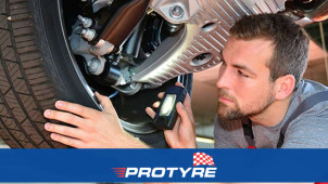 £7 Off Car MOTs at Protyre