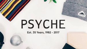 50% Off Orders in the Black Friday Event at Psyche
