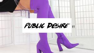 25% Student Discount at Public Desire