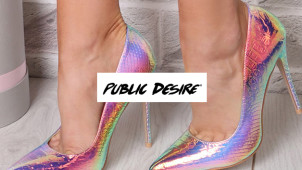 15% Off Orders at Public Desire