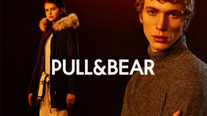 Free Delivery on Orders Over £30 at Pull & Bear