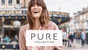 £15 Off Orders Over £100 at Pure Collection