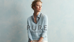 25% Off New Arrivals Plus Free Delivery at Pure Collection