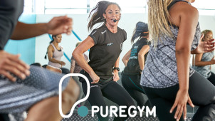 £0 Joining Fee - Save Up to £30 at Pure Gym