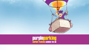 15% Off Selected Bookings at Purple Parking - Airport Parking