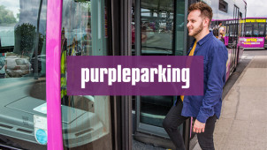 Up to 15% Off Selected Parking Bookings at Purple Parking - Airport Parking