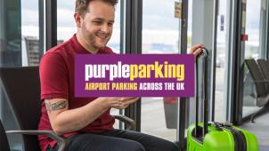 15% Off Airport Parking | Purple Parking - Airport Parking Discount