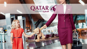10% Off Bookings with Newsletter Sign Ups at Qatar Airways