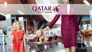 12% Off Flights with Qatar Airways