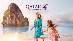 15% Off Economy & Business Class Flight Bookings at Qatar Airways
