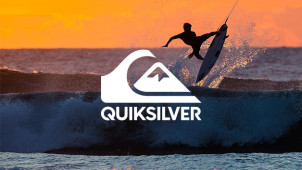 40% Off Orders of 4 Items or More at Quiksilver Stores