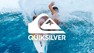 £5 Gift Card with Orders Over £40 at Quiksilver Store