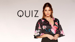 10% Off First App Orders at Quiz Clothing