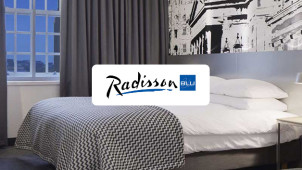 20% Off Stays with Advance Bookings at Radisson Blu
