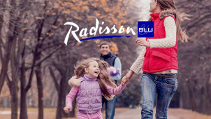 30% Off Selected Hotels at Radisson Blu