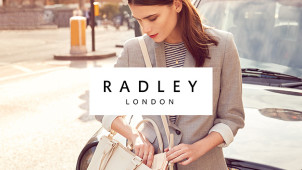 £15 Off First Orders with Newsletter Sign Ups at Radley