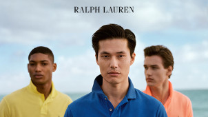 New Women's Shirts, Jackets, and Accessories from £45 at Ralph Lauren