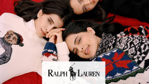 Up to 50% Off Orders in the Winter Sale at Ralph Lauren