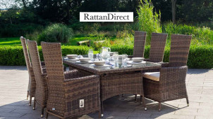 Up to £100 Off Orders in the Pre-Season Sale at Rattan Direct